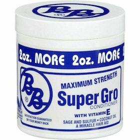 BB MAX STRENGTH SUPER GRO CONDITIONER WITH VIT E  177ML