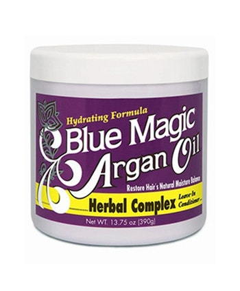 BLUE MAGIC ARGAN OIL HERBAL COMPLEX LEAVE IN 390G