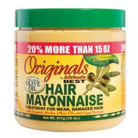 AFRICA'S BEST HAIR MAYONAISE  511G
