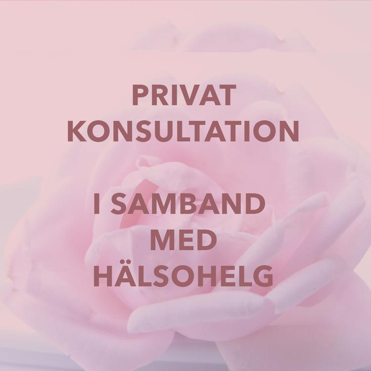 PRIVAT KONSULTATION - 26 JULI  2020