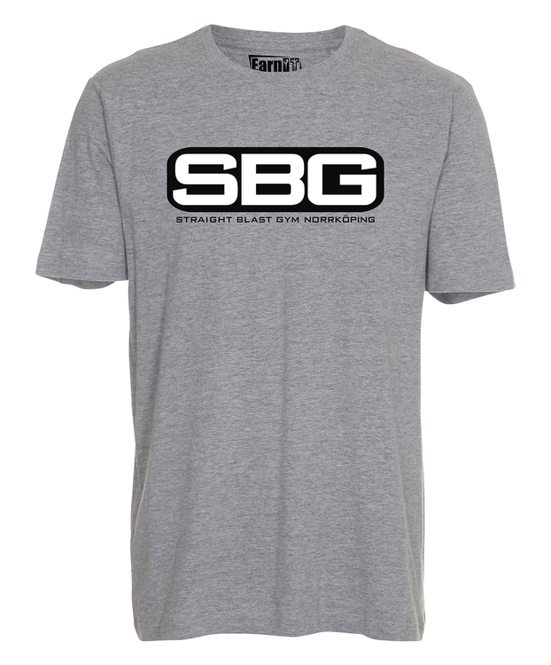 SBG Norrköping - Basic T-shirt Grå - Barn