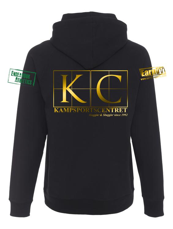 KC - Basic Hoodie - Barn