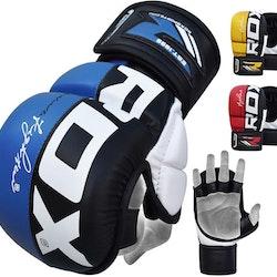 MMA-Handskar - RDX T6 - SMMAF Approved