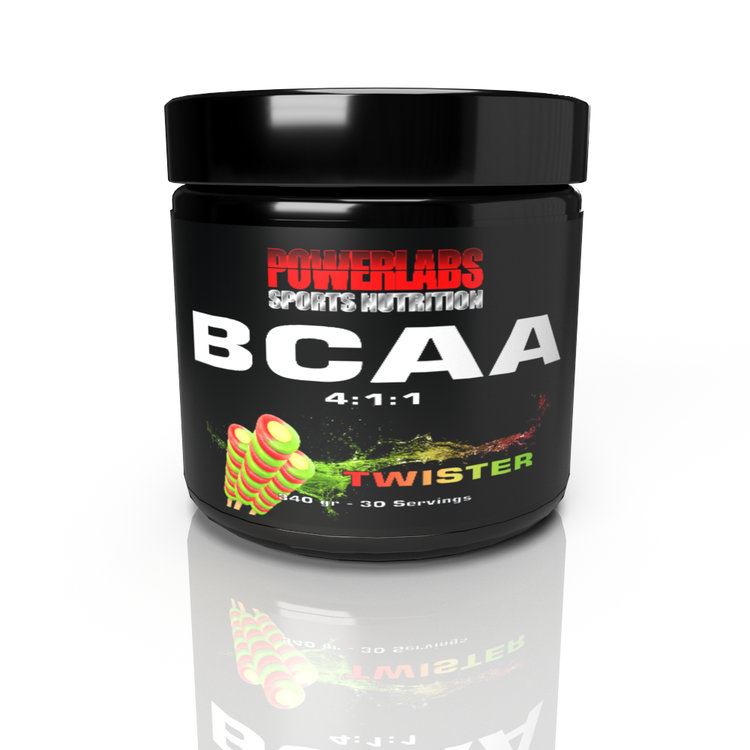 BCAA 4:1:1 - Powerlabs