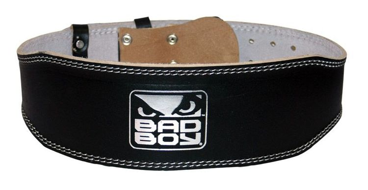 Bad Boy - 4 Inch Lifting Belt