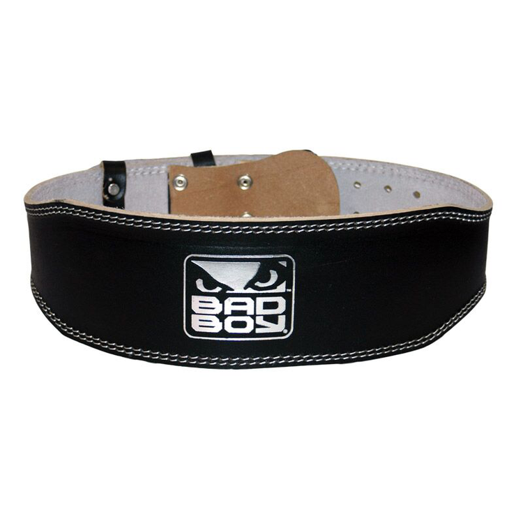 Bad Boy - Leather Weight Lifting Belt