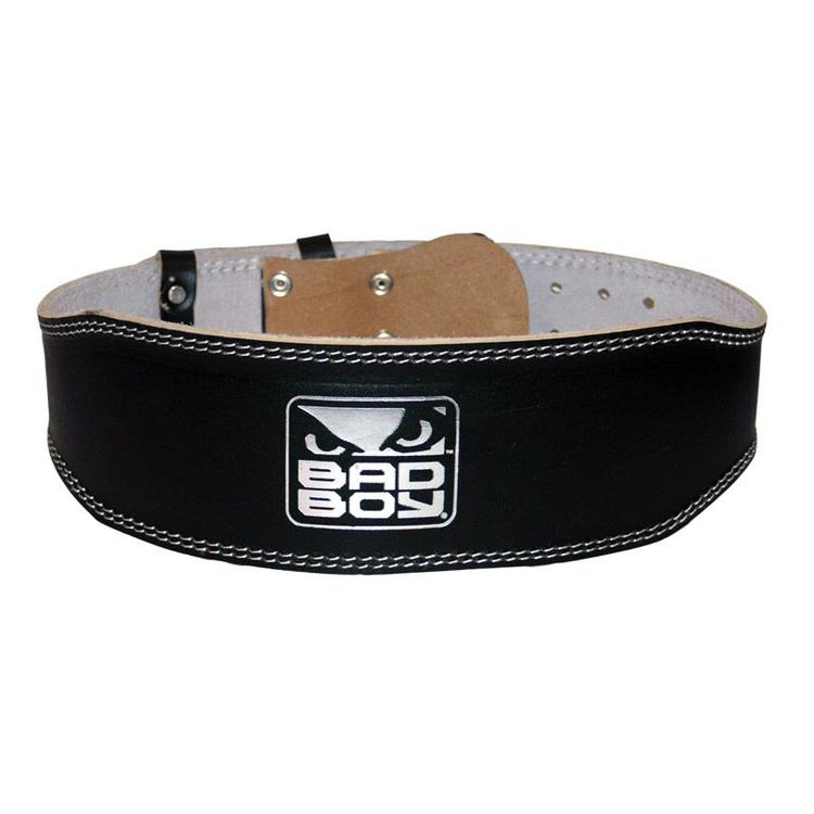 Bad Boy - Leather Weight Lifting Belt