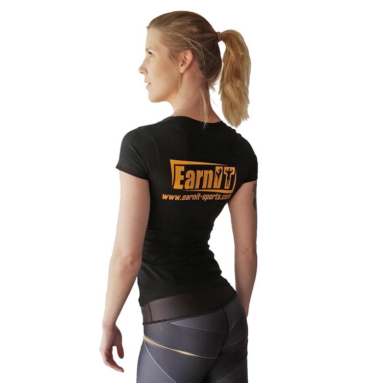 T-shirt - EarnIT Dam