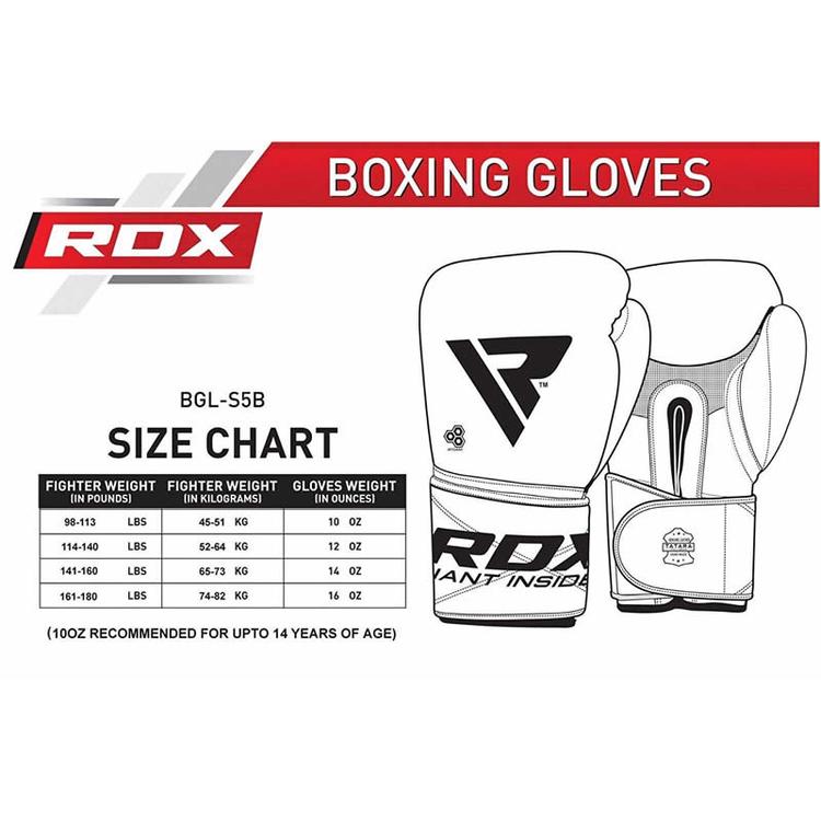 Boxningshandskar - RDX S5