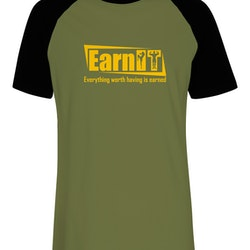 EarnIT - Olive Green