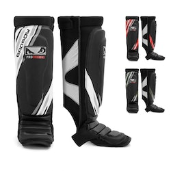 Bad Boy - Pro Series Advanced MMA Shin Guards - SMMAF Approved
