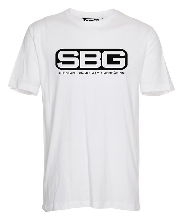 SBG Norrköping - Basic T-shirt Vit
