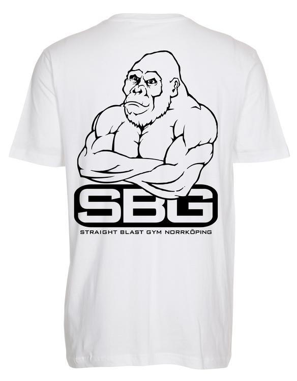 SBG Norrköping - Gorilla T-shirt Vit - Barn