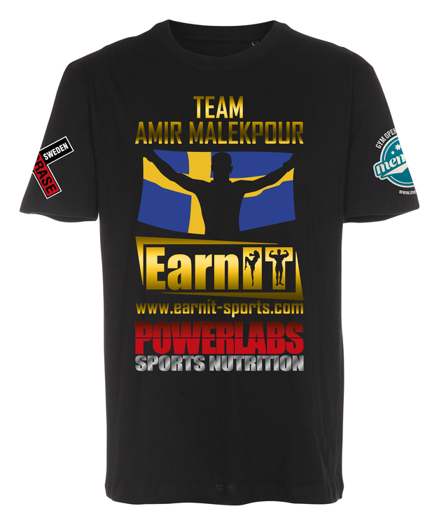 Amir Malekpour - Walkout T-shirt
