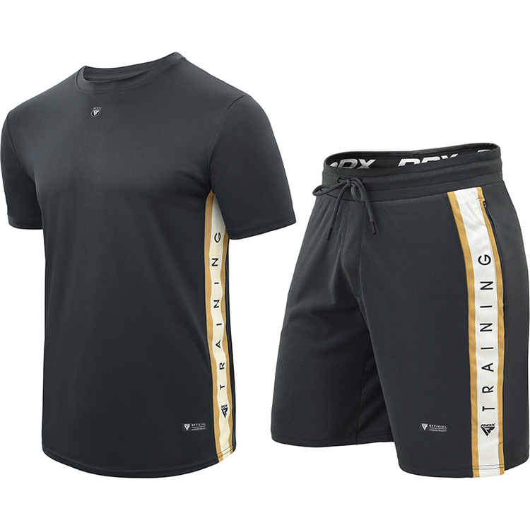 RDX - T-shirt & Shorts AURA T-17