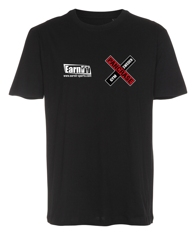Pancrase Gym - Basic T-shirt Svart