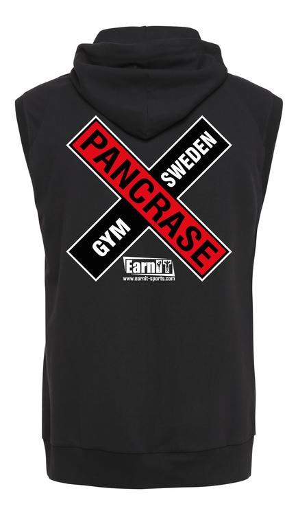 Pancrase Gym - Zip-Hoodie Sleeveless