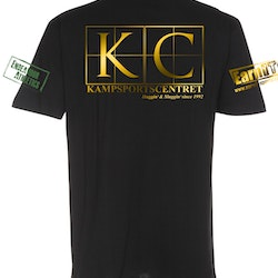 KC - Basic T-shirt Svart