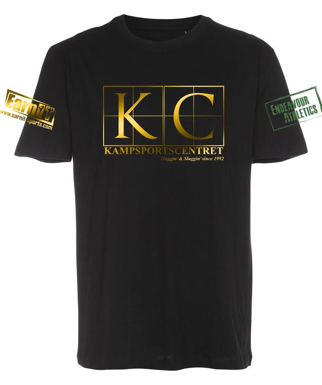 KC - Basic T-shirt Svart