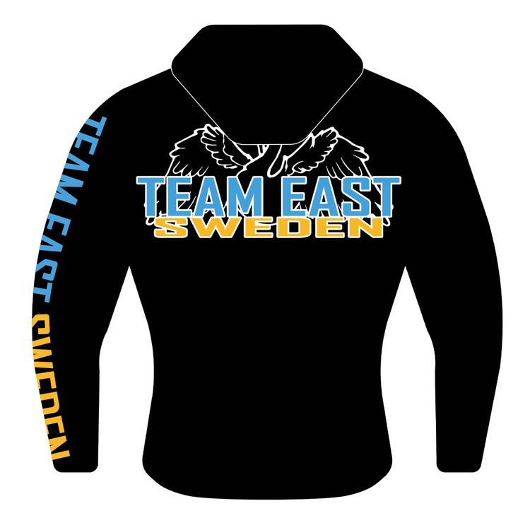 Team East Sweden - Zip-Hoodie