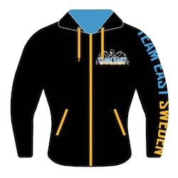 Team East Sweden - Zip-Hoodie