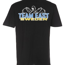 Team East Sweden - Basic T-shirt Svart - Barn