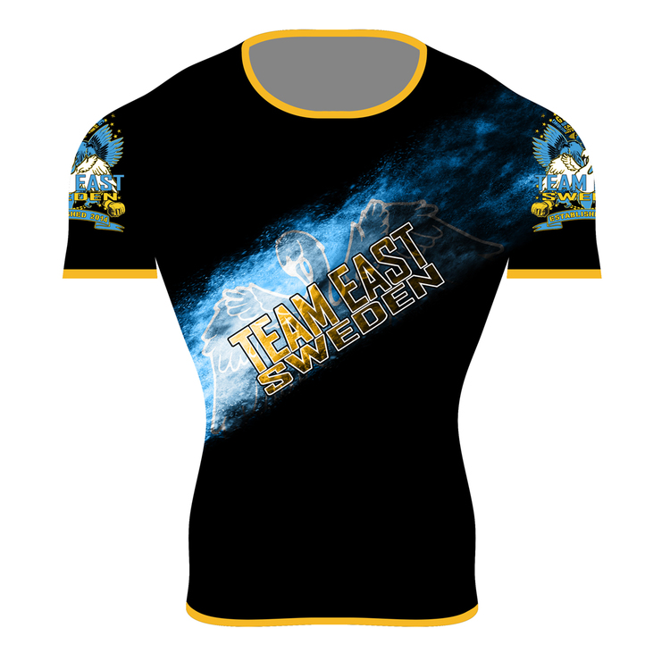 Team East Sweden - Rashguard Kortärm