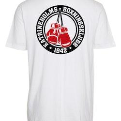 Katrineholms BK - Basic T-shirt Vit