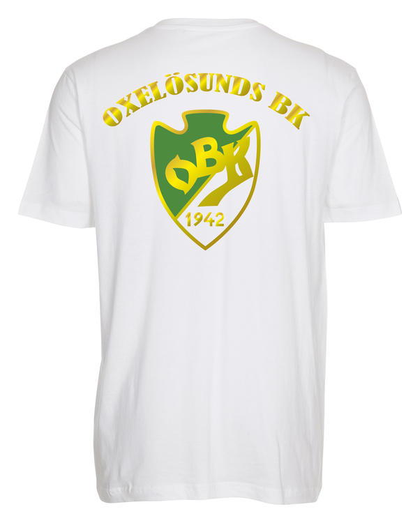 Oxelösunds BK - Basic T-shirt Vit