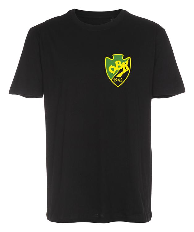 Oxelösunds BK - Basic T-shirt Svart