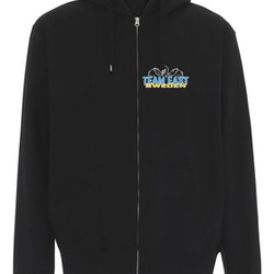 Team East Sweden -Zip- Hoodie
