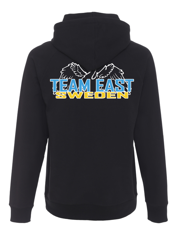 Team East Sweden -Zip- Hoodie