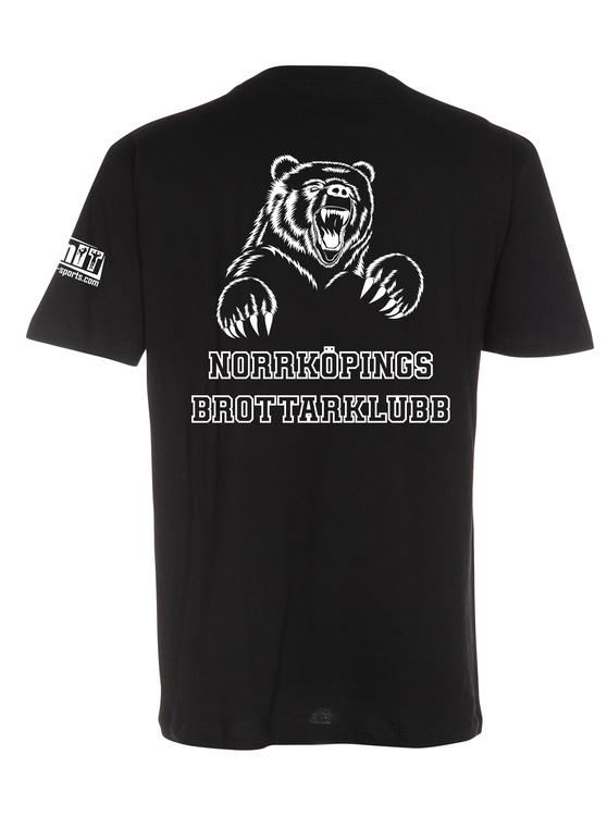 NBK - Björn T-shirt Svart - Barn
