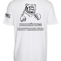 NBK - Björn T-shirt Vit