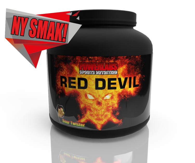 PowerLabs - Red Devil