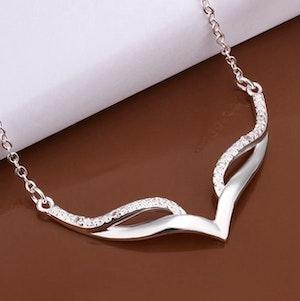 Ziffer halsband