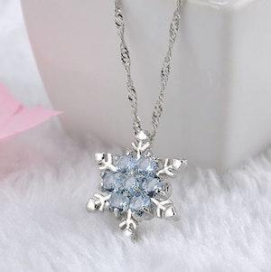 Halsband Snowflake