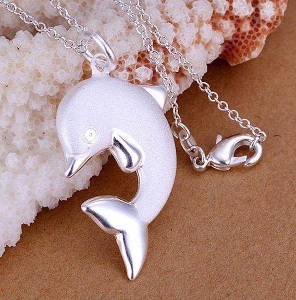 Halsband - Delfin
