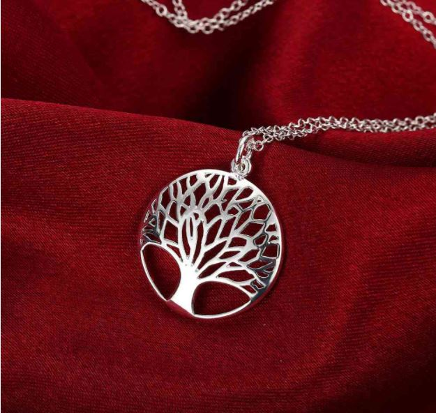 Livets träd - Halsband