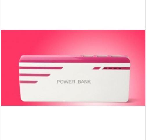 Powerbank BIG 20 000 mAh. Inbyggd ficklampa