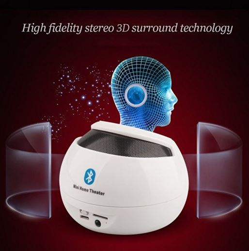 Bluetooth Högtalare - T5