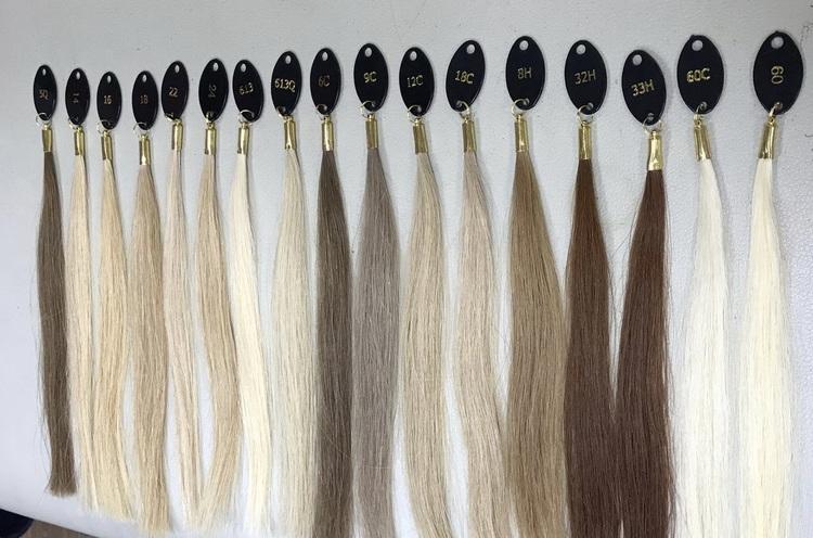 """Designa ditt """"virgin"""" hår - Keratinvax 1000g"""