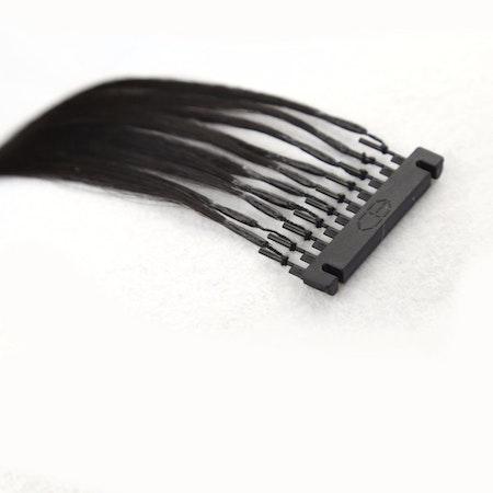 Nano 6D hårförlängning