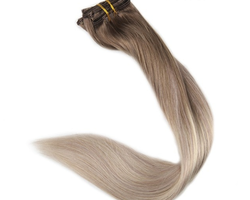 Balayage clip-on 120g