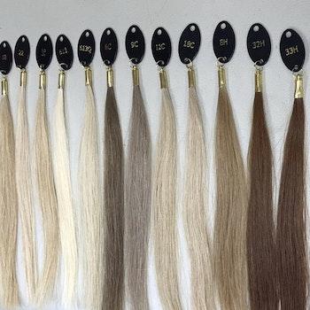 """Designa ditt """"virgin"""" hår - Tejphår 1000g"""