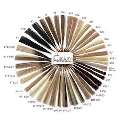 Ryskt cuticle hår - tejphår