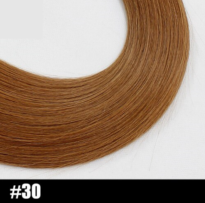 NATURAL - machine weft