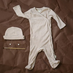 NEWBORN CLOTHING SET - RED/WHITE