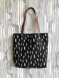Strössel väska