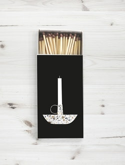 Matches Candle